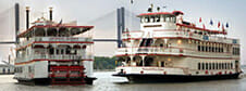 On the Water in Savannah, GA Savannah Riverboat Cruises